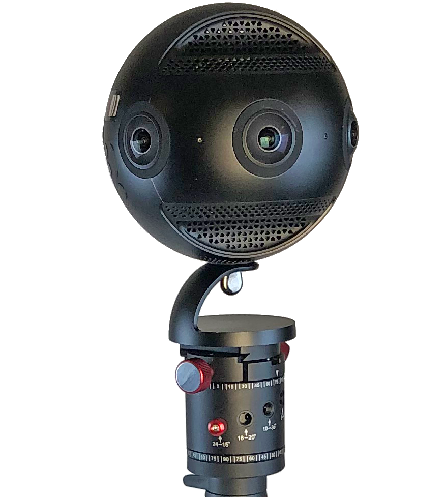 Crime Scene Cameras and Reconstruction Software for Law Enforcement